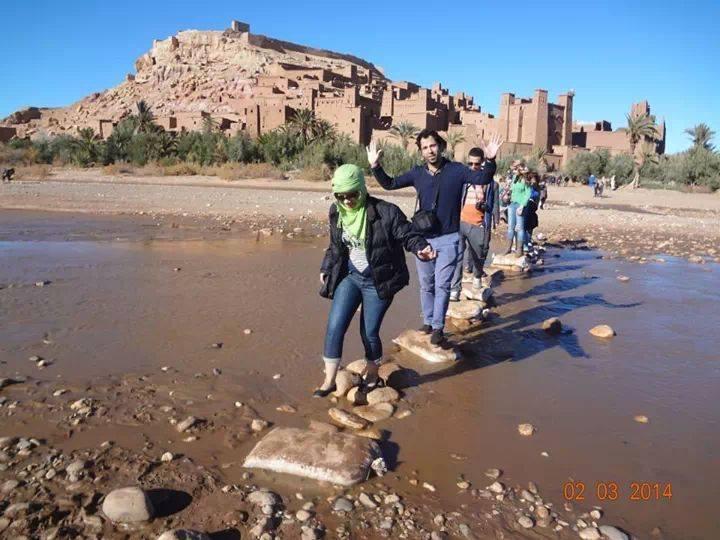crossin-ait-ben-haddou-river