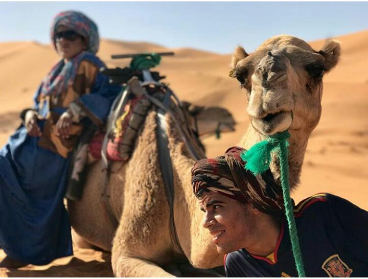 4 Days Fez Merzouga desert tour