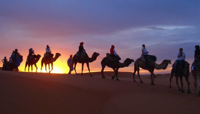Morocco trekking tour