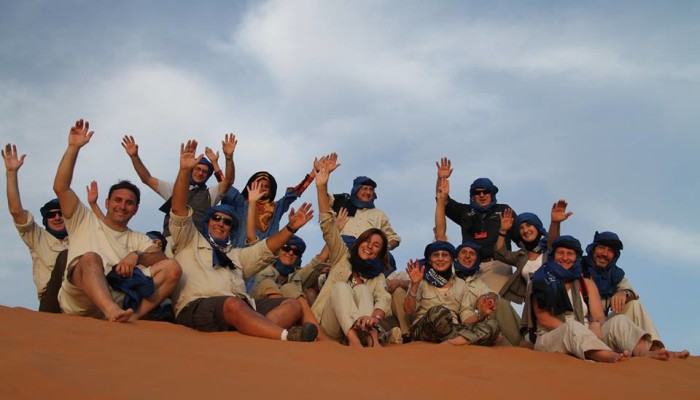 3 Days Fez Marrakech desert tour