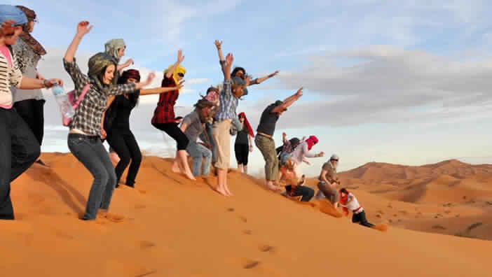 Morocco trekking tours