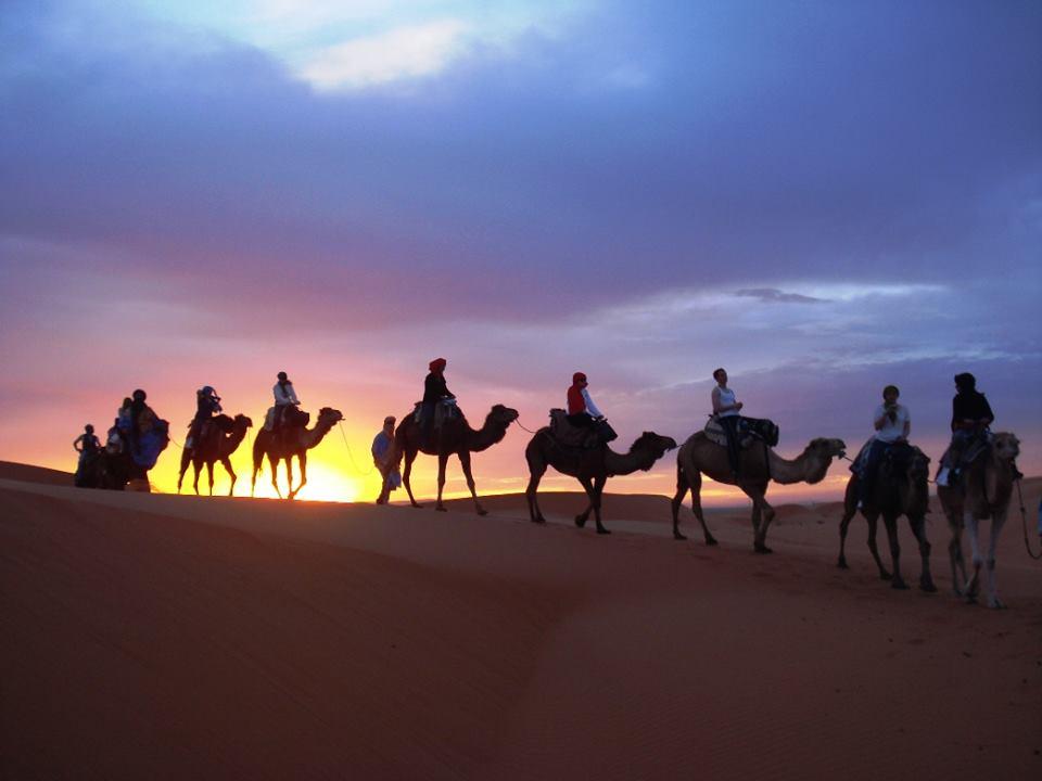 9 Days Marrakech Desert Fez Casablanca tour