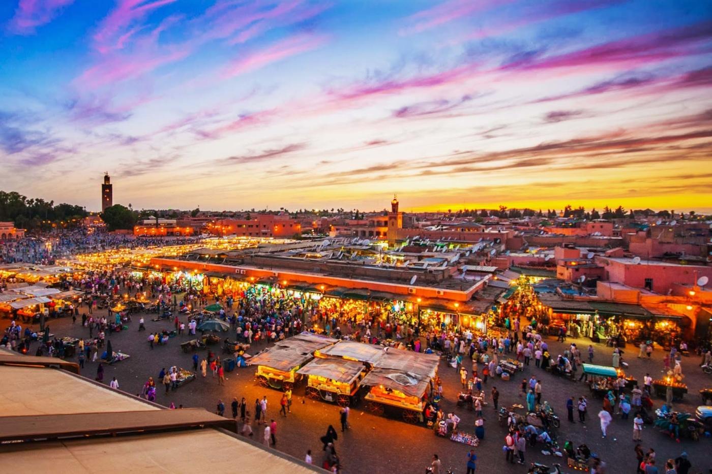 jamaa-lafna-Marrakech