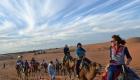 Morocco Sahara desert camel trekking tours