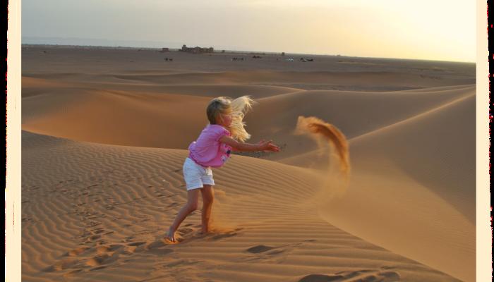 3 Days Marrakech fez Desert Tour