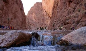 The Todra Gorge